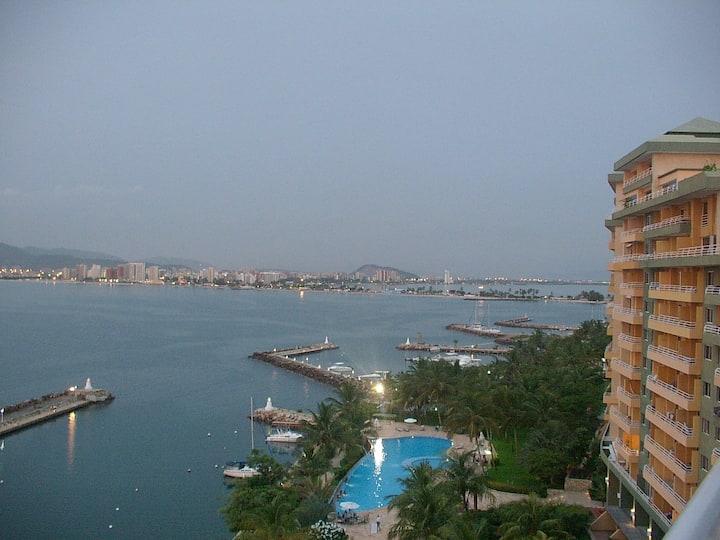 Apartamento en Lechería frente al mar