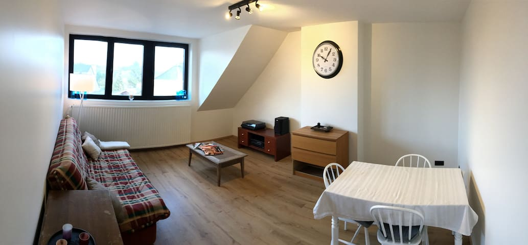Studio close by park & city center