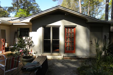 Private entrance in-law suite in Midtown/Betton - Tallahassee - Ξενώνας