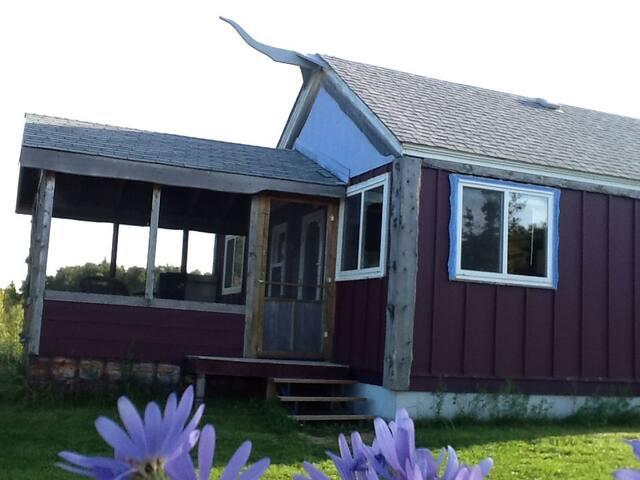 The Majestic Meadowsweet Cabin