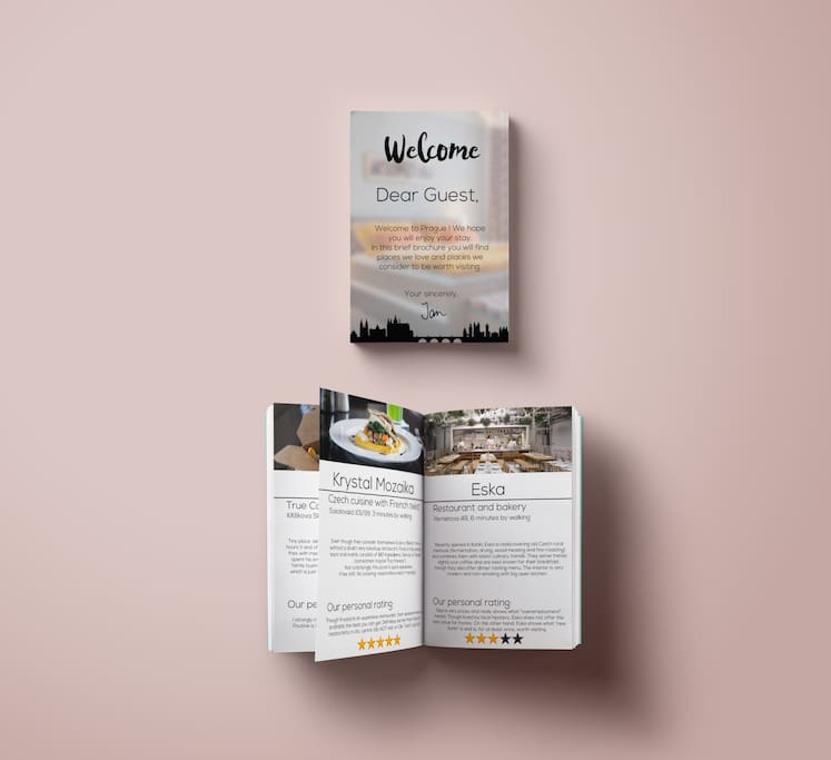 Guide I have personally made for my guests - packed with tips from locals !