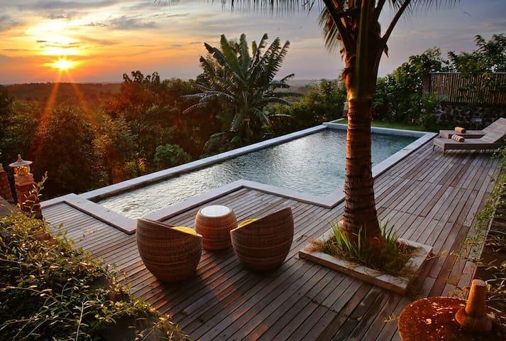 Villa Bantes mps  Hidden Paradise - Kubutambahan - Casa de camp