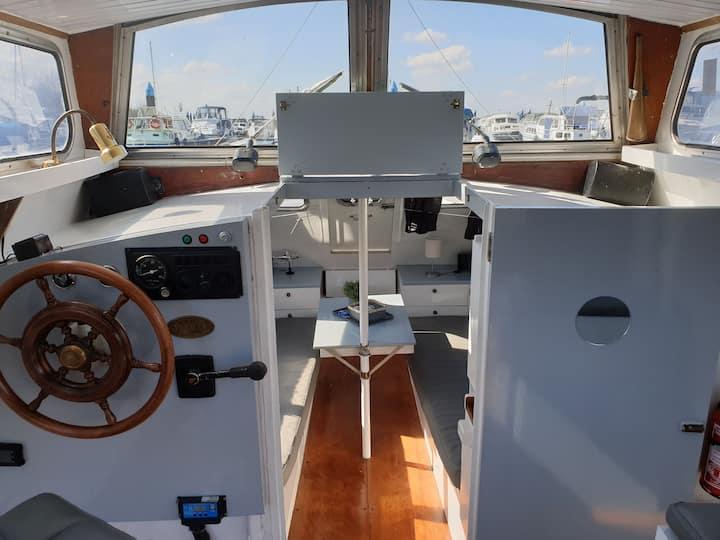 Motorboot Sharky, Führerscheinfrei in Roermond