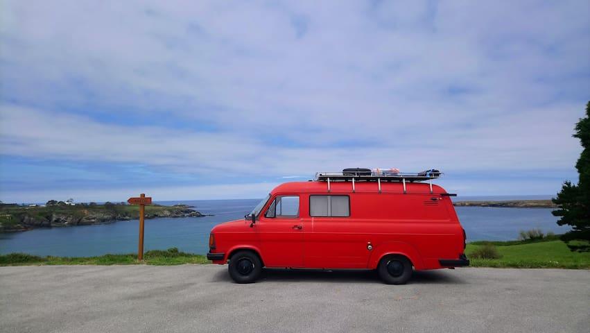 Feuerwehr Camper & Event Bus