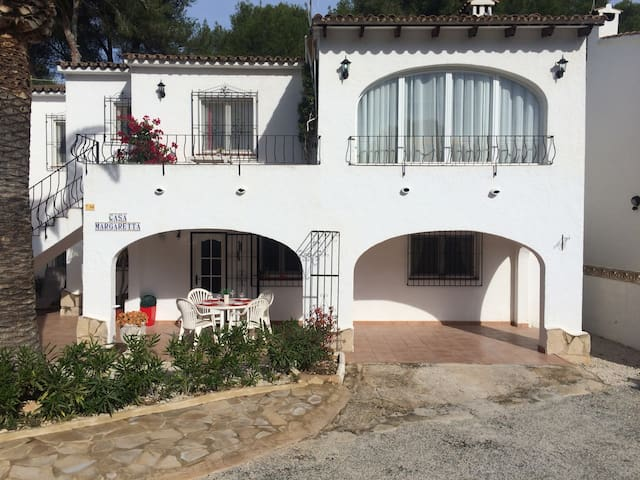 El Portet, Moraira, pretty ground-floor flat