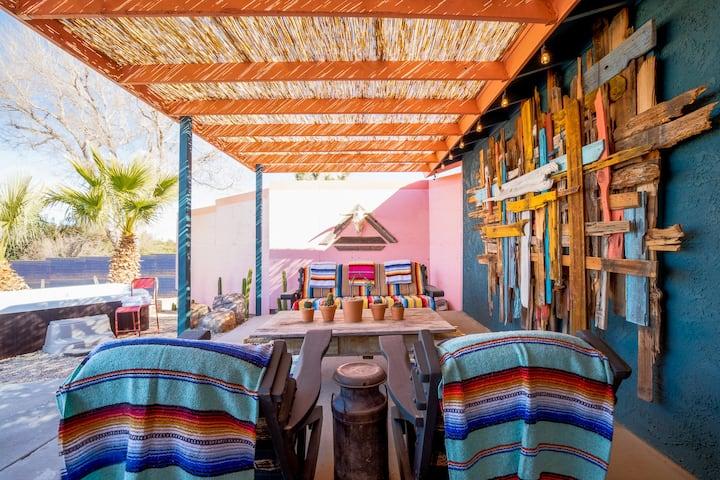 Casa Yawa | Sand, Sun, & Desert Fun!