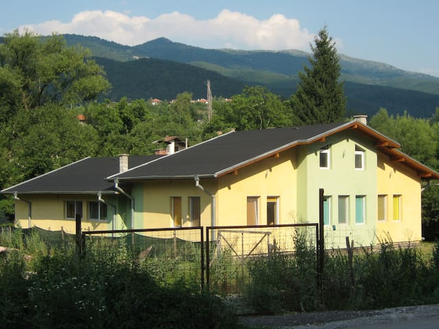 Large modern house next to the city - Sofia - House