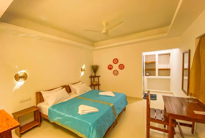 Beach resort in Varkala, (Premium) - Puccini Lala