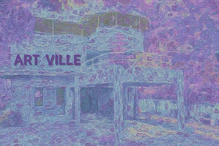 Art Ville Room Four - Vila