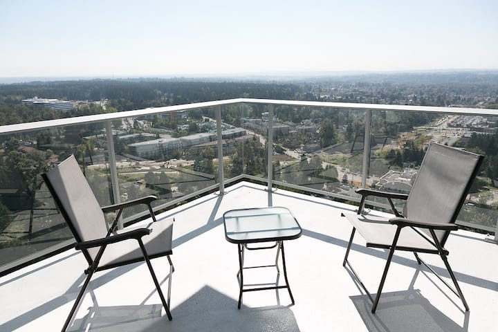Surrey Penthouse fantastic view!