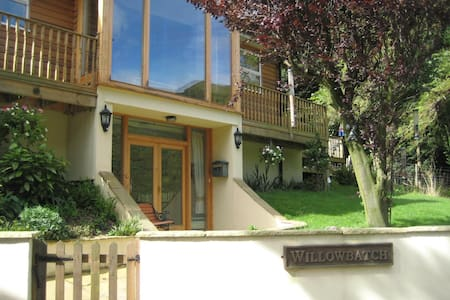 Ground floor of a 3 storey house - Church Stretton - House