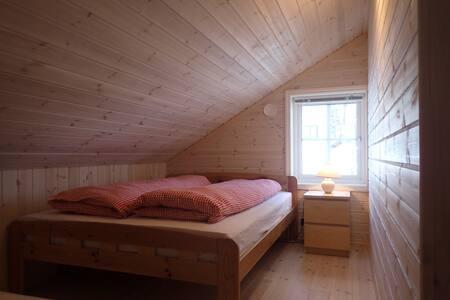 Koselig rom nær Trolltunga, Folgefonna og Røldal - Skare - Rumah