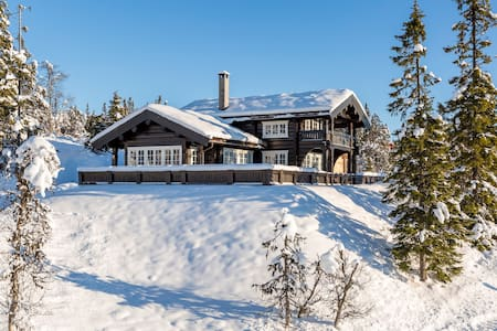 Ski-lodge in Aurdal - Aurdal - Cabin