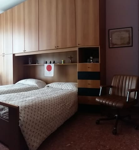Nice room close to Monza GP F1, Lake Como & Milan - Lissone - Appartement