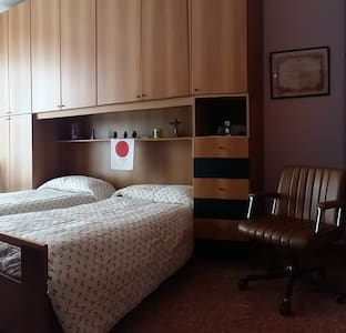 Nice room close to Monza GP F1, Lake Como & Milan - Lissone
