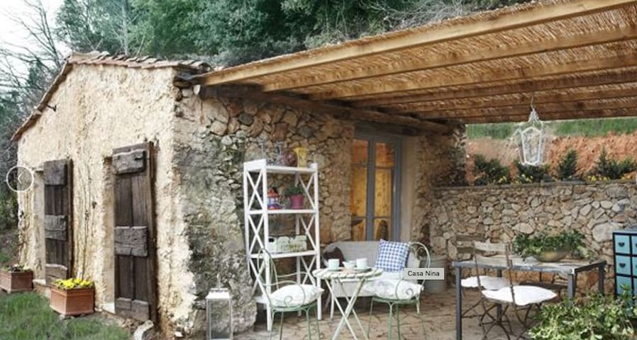 Casa Nina - Romantic cottage in Tuscany with pool