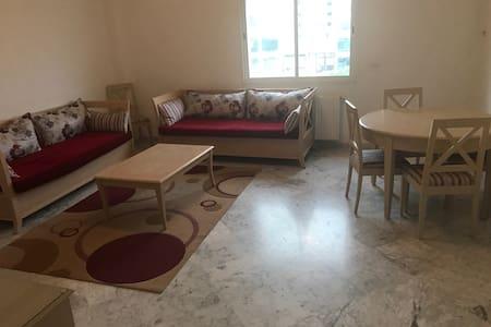 Bel appartement aux berges du lac - Tunis - 公寓