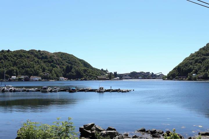 Stølen, Rekefjord