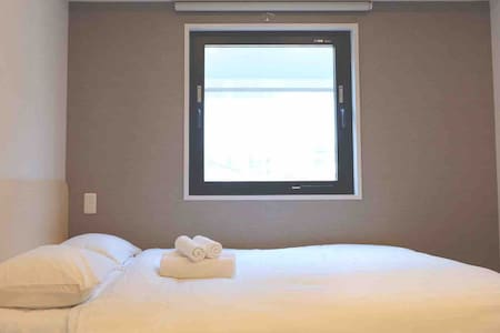 NEW HOTEL! 2BED CITYVIEW MAX4 METRO 2MINS WIFI D25