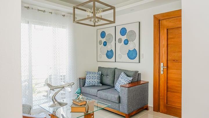 Moderno y Acogedor Apartamento zona céntrica