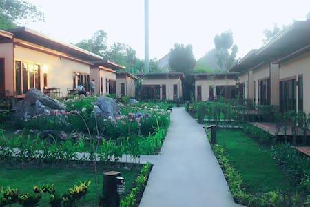 Belle villa resort Khao yai - Tambon Mu Si - 家庭式旅館
