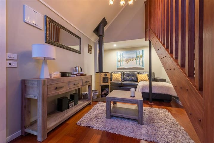 Treetops Suite - Titore Lodge - Russell - House