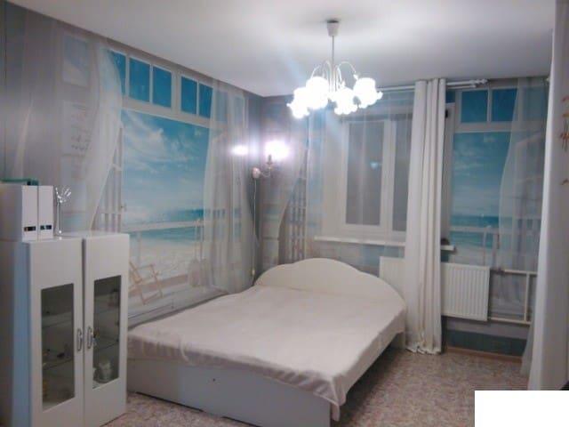 Уютная квартира у метро Парнас - Sankt-Peterburg - Apartment