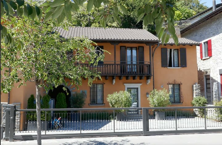 Maison de charme ad Ascona