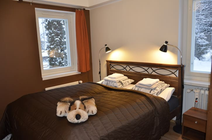 Уютная комната для двоих в гостевом доме