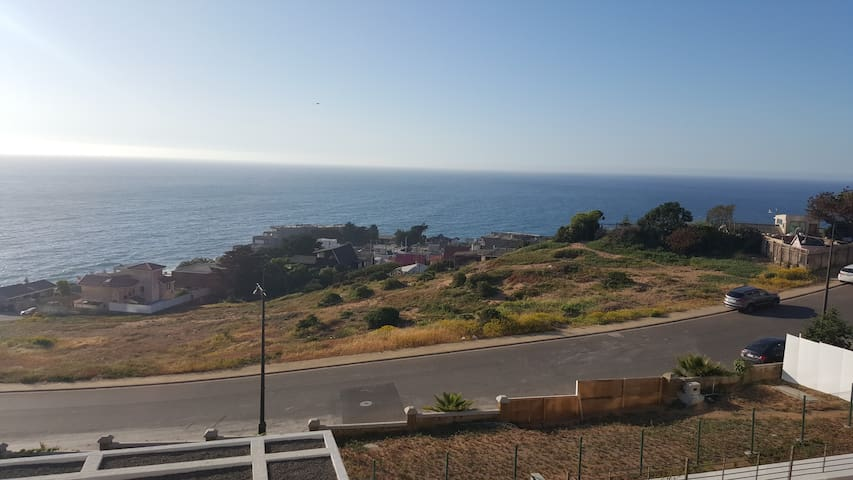 Brand new flat with great sea view