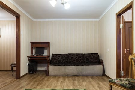 Cozy 2 rooms apartment at Sovetskaya! Top location - Mykolaiv