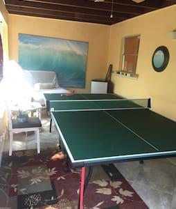 Bright Florida Room with Futon - Stuart