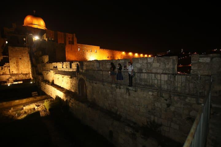 Orian Hotel In Ancient Jerusalem
