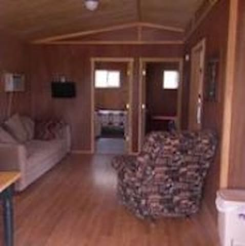 KC RV Park and Deluxe Cabins