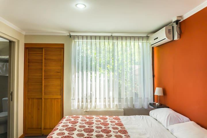 ¡Hotel en Talca, como en casa!
