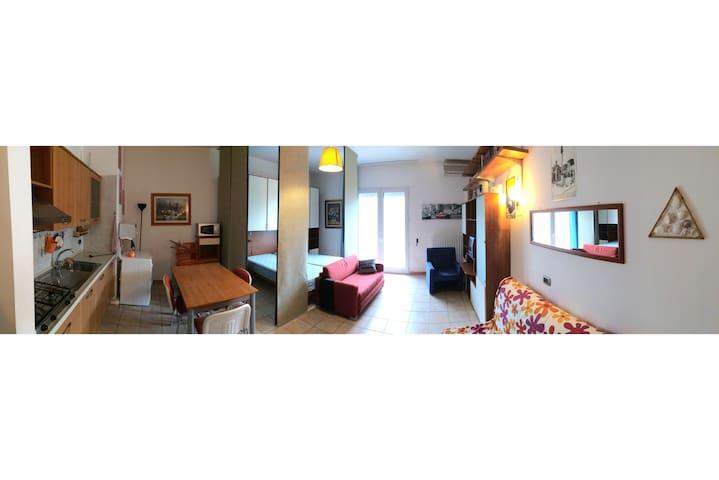 Monolocale arredato a due passi da Lecce - Merine - Apartamento