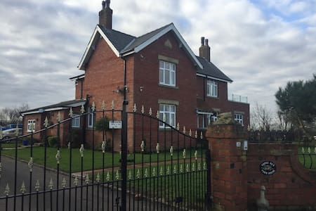 Spacious self-contained in countryside setting - Lancashire