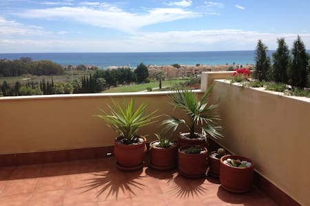 Dona Julia Golf Casares beach superbe appartement! - Casares