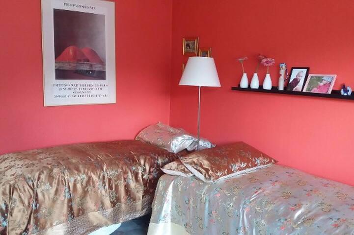 Rum nära motionsanläggning - Linköping - Apartment