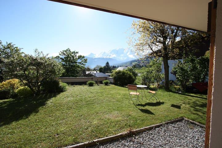 Cosy apartment handy for the slopes & the village - Combloux - Pis