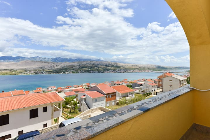 Apartments Kulji - best view in Pag
