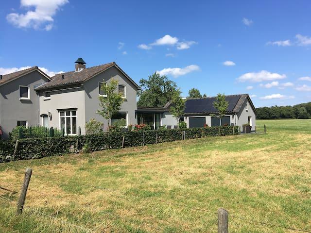 Appartement in buitengebied nabij Deventer.