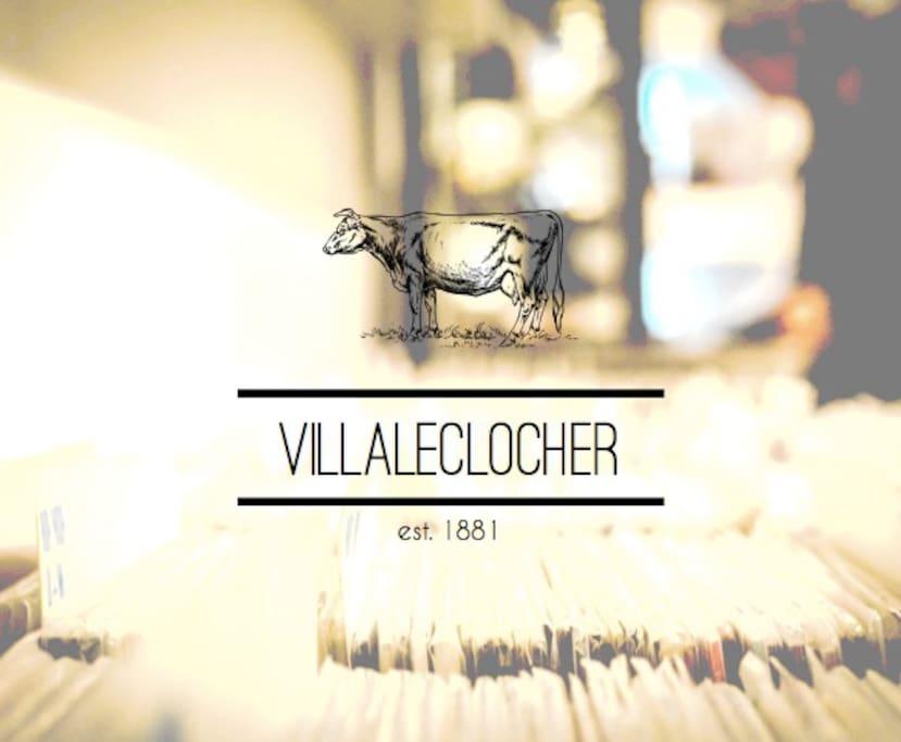 Villa Le Clocher 1881