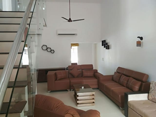 3bhk Luxurious Duplex Penthouse with terrace