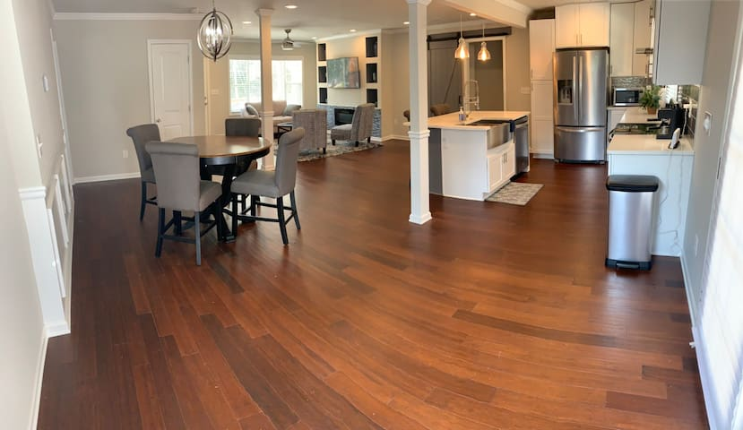 Newly renovated Decatur home