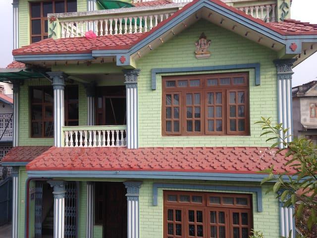 Eeo Homestay Nepal - Kathmandu - House