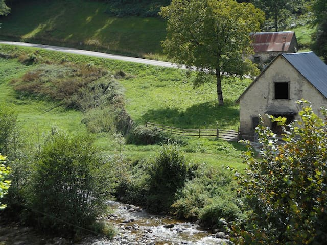 Résidence de l'Ars - Aulus-les-Bains - Apartment