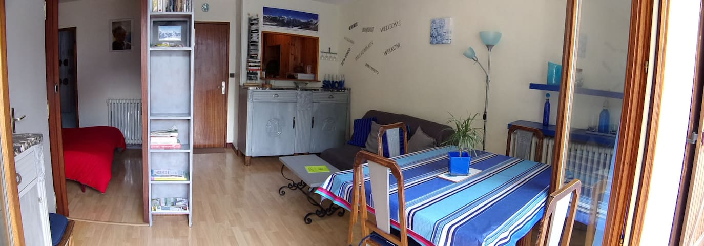 Appartement confortable, 4/5 personnes à Luchon
