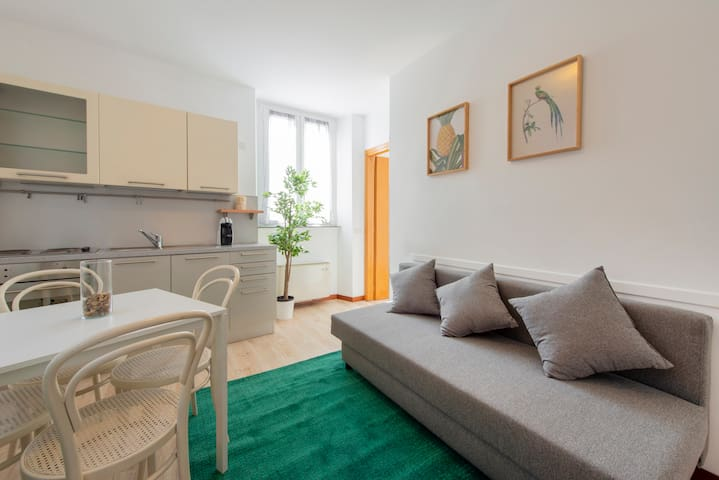 Suite in The Heart of Milan