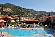 ÖLÜDENİZ TURQOUISE LARGE GRND. FLOOR-ALL INCLUSIVE